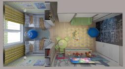 Ремонт в трехкомнатной квартире.Проведение ремонтных работ в Екатеринбурге по выгодным ценам для трехкомнатной квартиры.